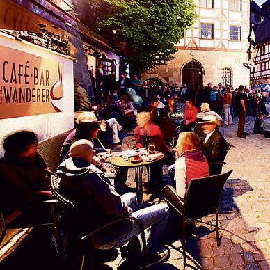 הרובע העתיק של נירנברג