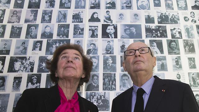 New Paris exhibits showcases the life of Nazi hunting couple Beate (L) and Serge Klarsfeld (Photo: AP)