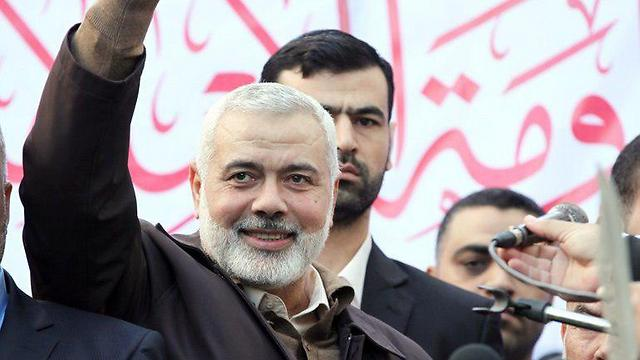 Hamas chief Ismail Haniyeh vowed revenge for the 'disgraceful, terrible crime'