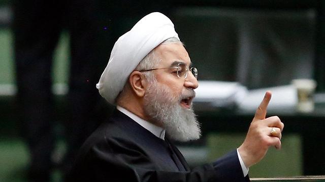 Iranian President Hassan Rouhani (Photo: EPA)