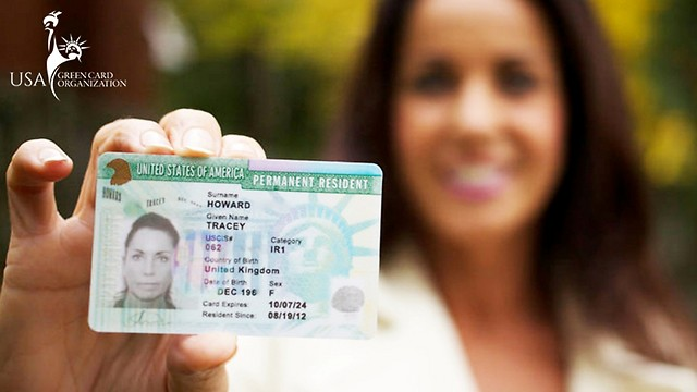 US permanent resident card (Photo: iStock)