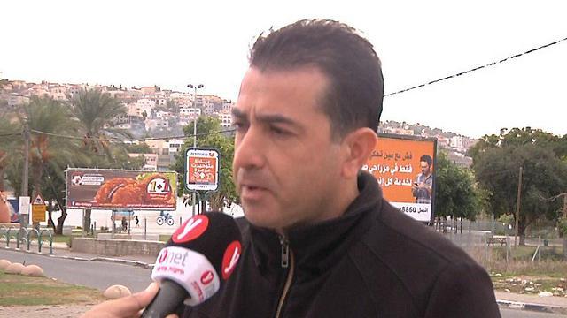 Melhem Melhem (Photo: Shamir Elbaz)