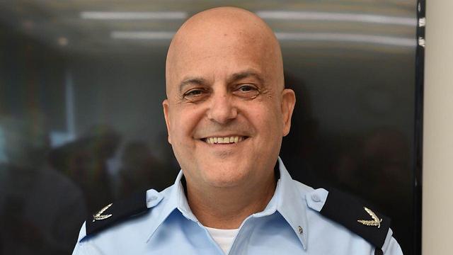 Бригадный генерал полиции Эли Асаяг. Фото: пресс-служба полиции