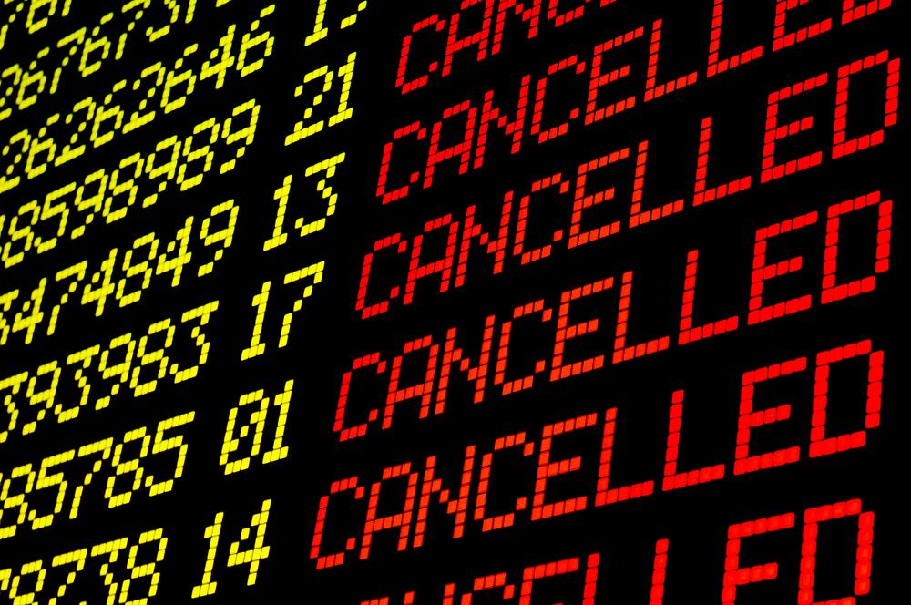 הטיסה בוטלה או נדחתה? דעו מה מגיע לכם (shutterstock) (shutterstock)