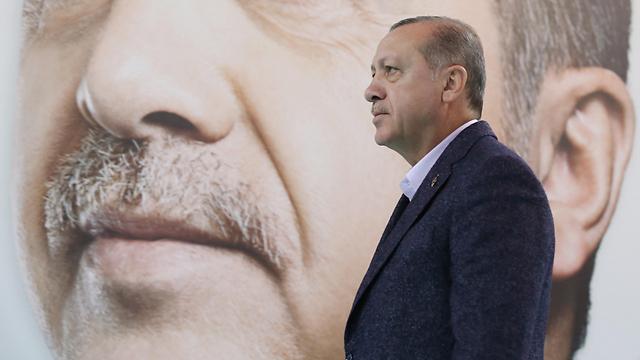 Эрдоган. Фото: AFP (Photo: AFP)