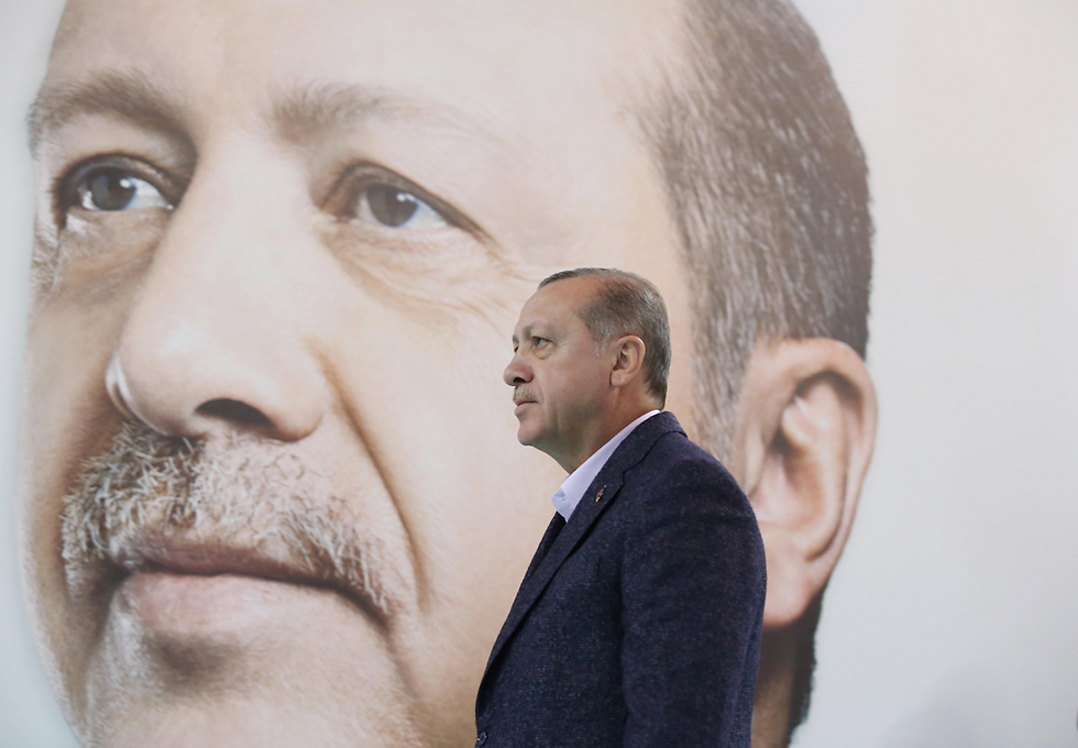 Erdogan's reactions are not necessarily rational  (Photo: AFP)