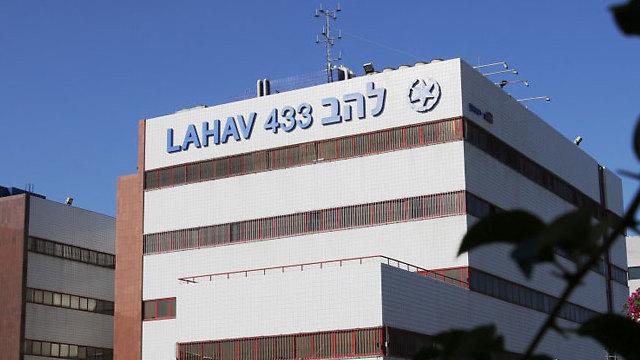 Lahav 433 (Photo: Avi Moalem)
