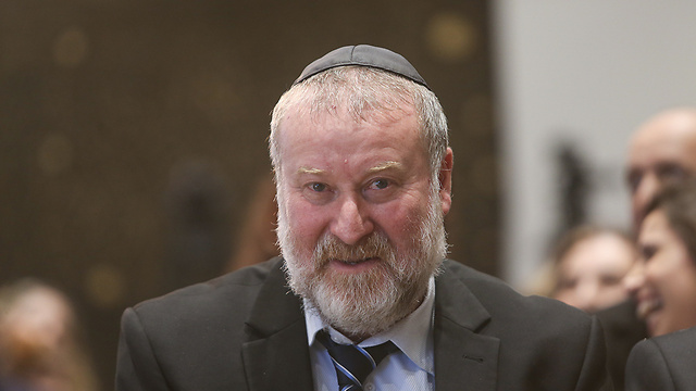 AG Mandelblit (Photo: Alex Kolomoisky)