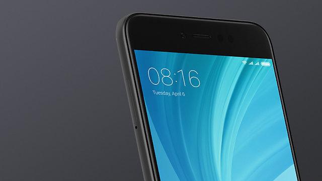 מסך HD בגודל 5.5 אינץ' (צילום: Xiaomi)