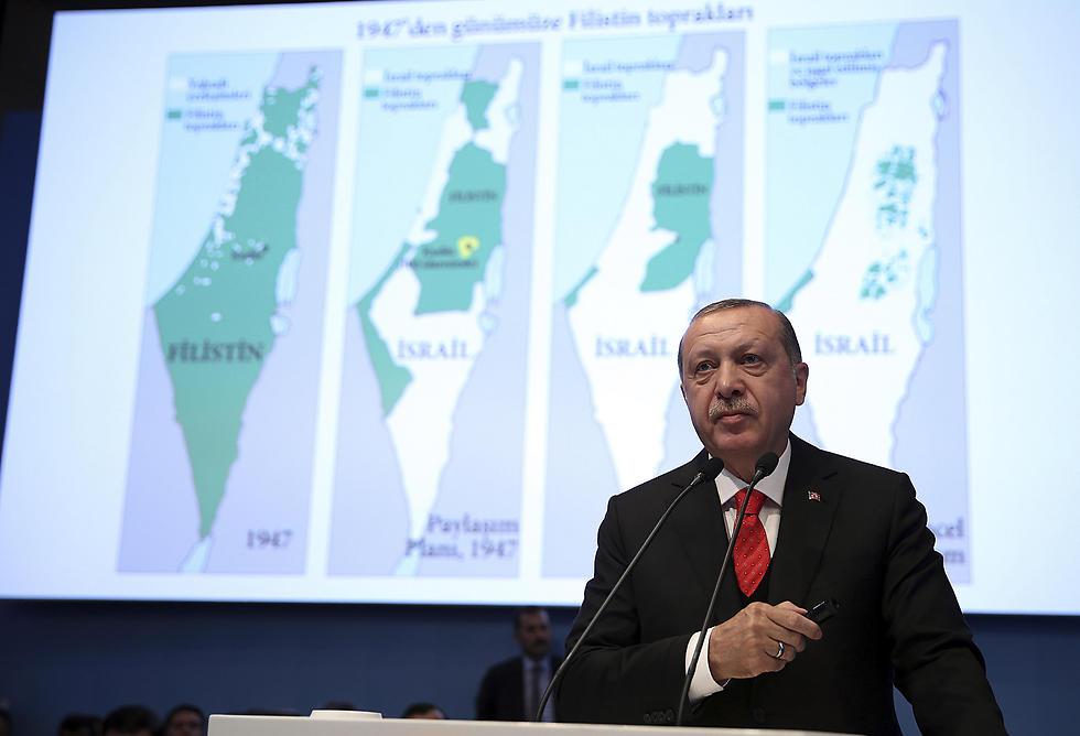 Turkish President Tayyip Erdogan  (Photo: AP)