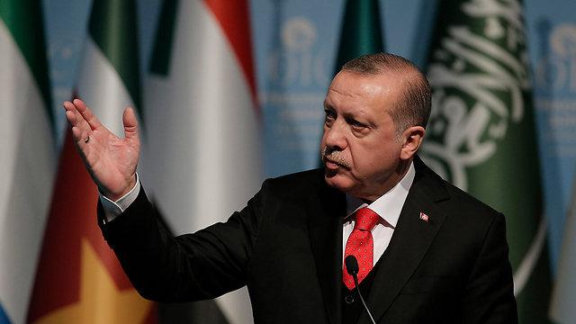 Эрдоган. Фото: AP