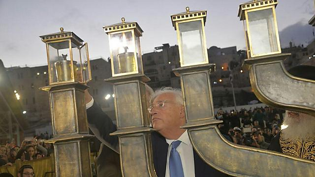 The PA president recounted his refusal to meet with US Ambassador to Israel David Friedman (Photo: Western Wall Heritage Foundation)