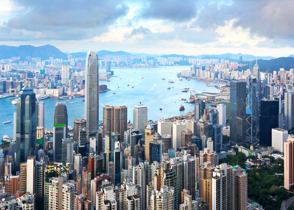 היעד העולה של 2018: הונג קונג (צילום: Istockphoto)
