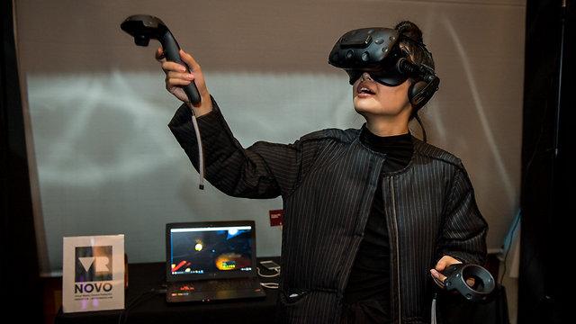 (צילום: מתוך אירוע Exploring Future Reality של NYC Media Lab)