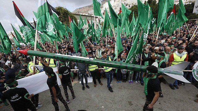 Shurat HaDin receiving judgment against Hamas drew the attention of Harpoon's members