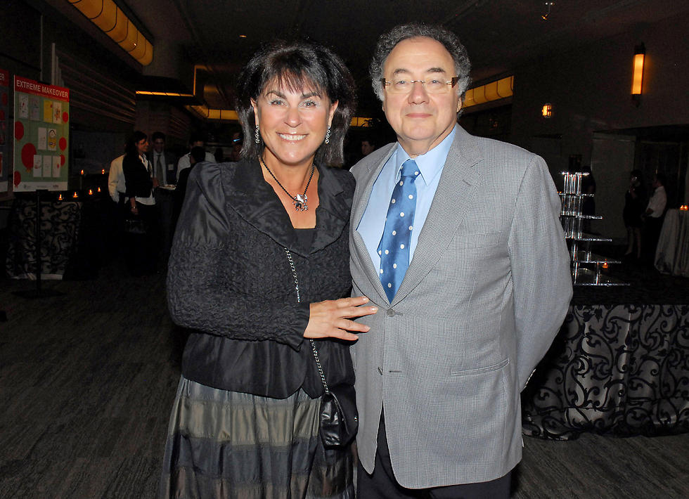 The deaths of Barry (R) and Honey Sherman are being investigated by police (Photo: Reuters)
