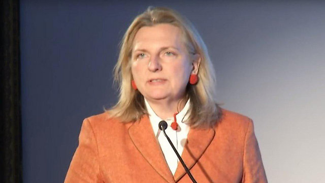 New Austrian Minister of Foreign Affairs Karin Kneissl previously compared Zionism to Nazism