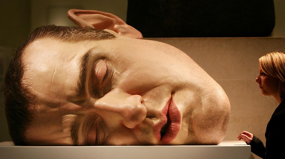 מקרב את המבט אל הגוף האנושי (צילום: Gettyimages) (צילום: Gettyimages)