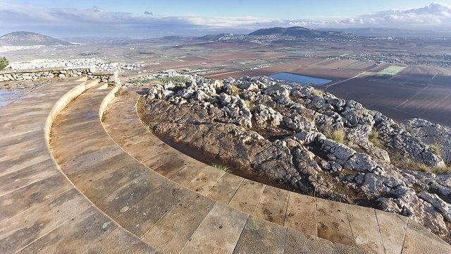 Гора Низвержения. Фото: shutterstock