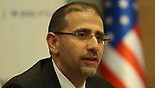 Former U.S. envoy to Israel Dan Shapiro (Photo: Gil Yohanan)
