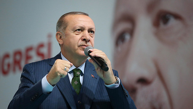Turkish President Tayyip Erdogan  (Photo: AP)