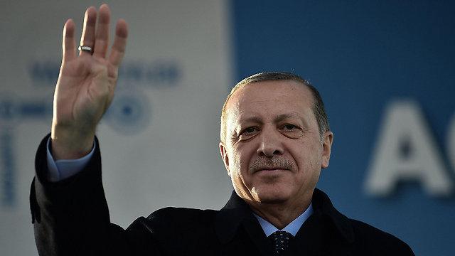 President Tayyip Erdogan (Photo: AFP)