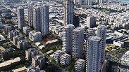 """הדמיה: משרד האדריכלים צפור גרשון-צפור ברק אדריכלים ומתכנני ערים בע""""מ."""