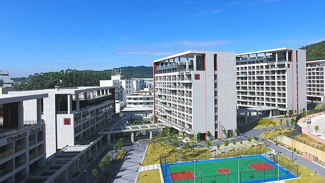 מעונות הסטודנטים (צילום: מכון גואנגדונג-טכניון) (צילום: מכון גואנגדונג-טכניון)