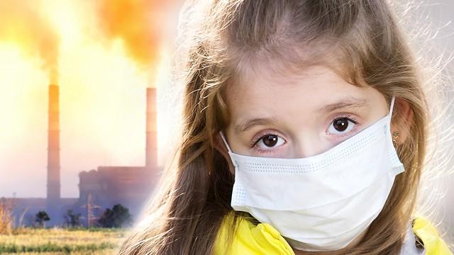 7 מיליון אנשים מתים בשנה.זיהום אוויר (צילום: shutterstock) (צילום: shutterstock)