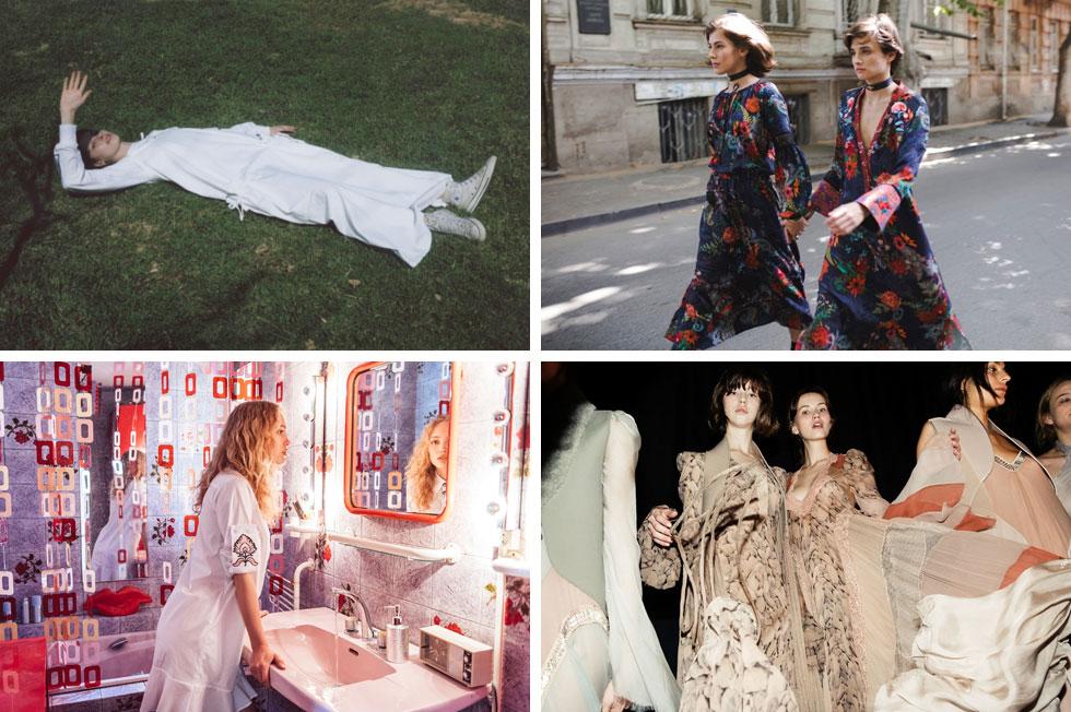 ל-Xnet נודע כי בנוסף לליבנה צפויים להציג השנה בשבוע האופנה גם (מימין למעלה עם כיוון השעון): לארה רוסנובסקי, ויוי בלאיש, המותג סאמפל של האחיות עינב זיני ונופר מכלוף, והמותג הולילנד סיביליאנס (צילום: דודי חסון, ליה גנדלמן, RACHEL REBOBO, גיל חיון idocvm@)