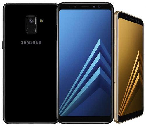 דגם הביניים מגיע לקצה: Galaxy A8 (צילום: סמסונג)