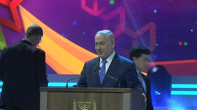PM Netanyahu (Photo: Eli Mendelbaum)
