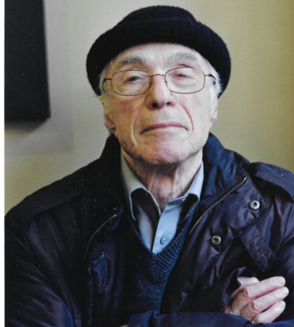 """""""הוא נפטר בליל כיפור, ביום הכי קדוש ליהודים. עבורו החזרת הציורים הייתה סגירת מעגל והשלמה עם זוועות העבר אחרי 73 שנה"""". ז'ורז' יוריך"""