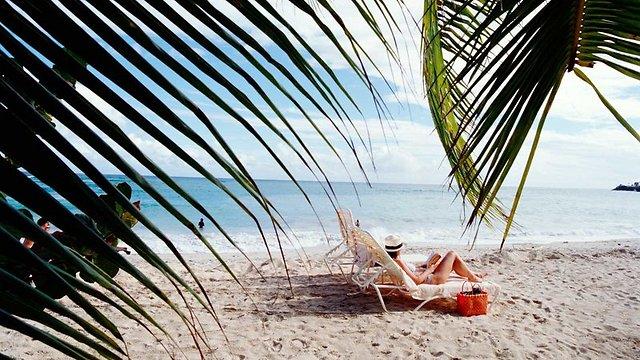 איך לא? האי הקריבי גרנדה (Chris Caldicott/Getty Images) (Chris Caldicott/Getty Images)