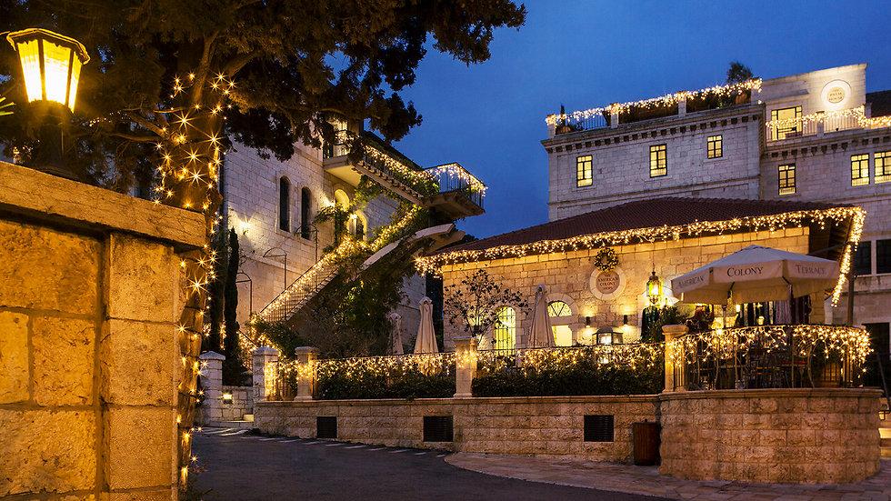 מלון הבוטיק הטוב בארץ: אמריקן קולוני בי-ם (צילום: מיקלה בורסטו-עוזיאל) (צילום: מיקלה בורסטו-עוזיאל)