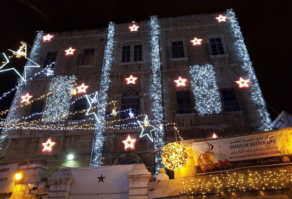 Рождество в Иерусалиме. Фото: Эли Мандельбаум