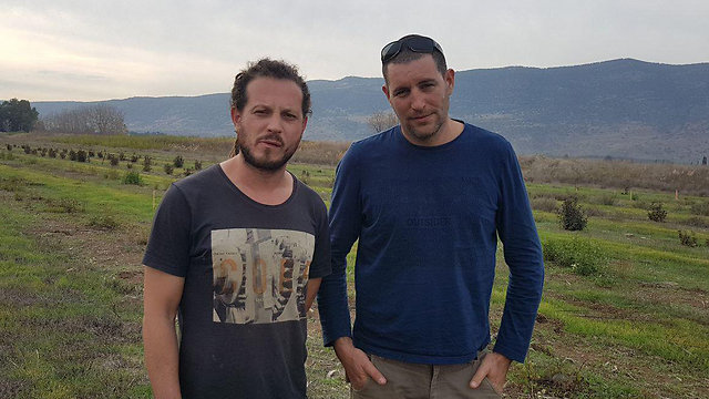 מימין: ניב רוזנטל, יאיר ביאלי (צילום: אסף קמר) (צילום: אסף קמר)