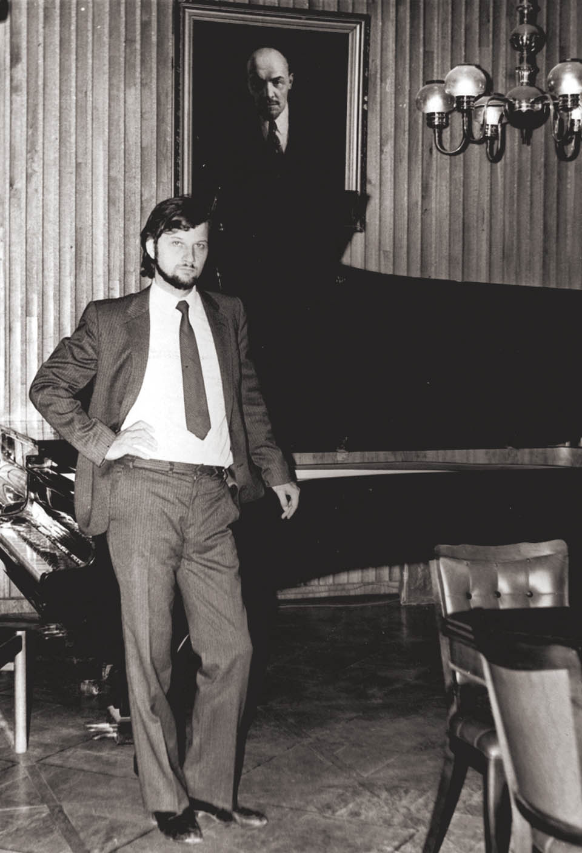Алексей Рыбников Фото: из личного архива композитора
