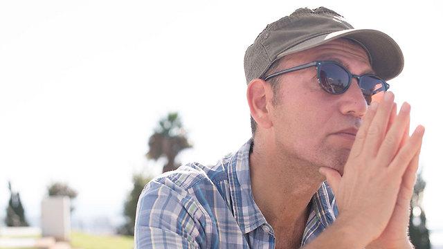 הבן דני בן-משה שביים את הסרט (באדיבות yes דוקו) (באדיבות yes דוקו)