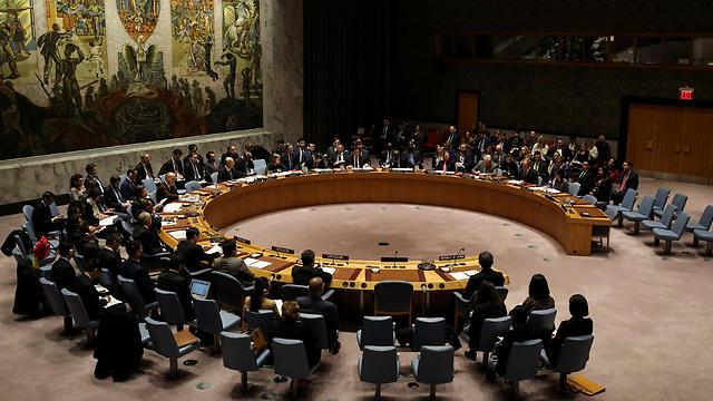 UN passing sanctions on N. Korea (Photo: Reuters)