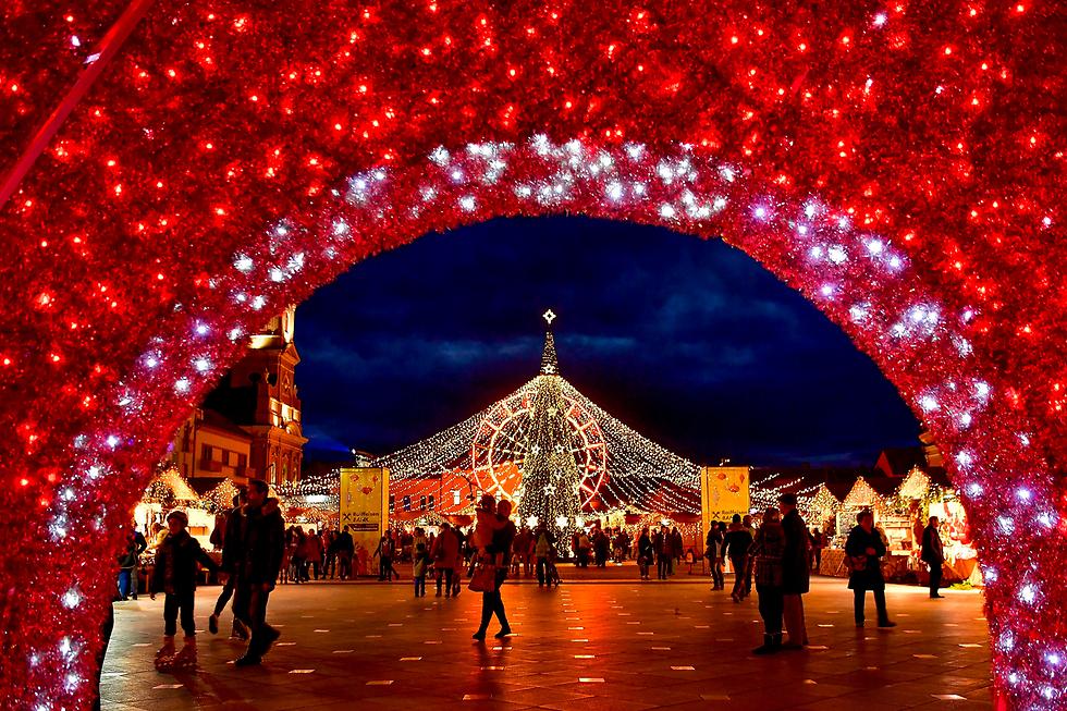 Орадя, Румыния. Фото: EPA
