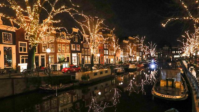 Амстердам. Фото: AFP