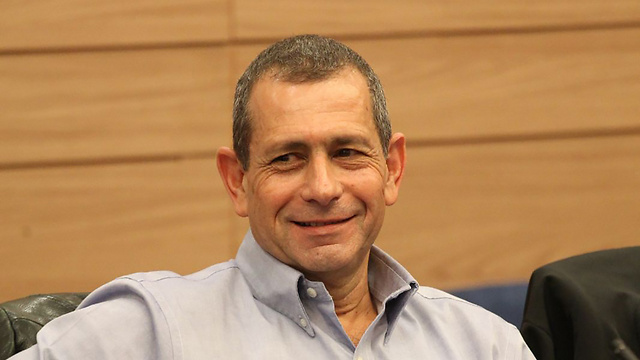 Shin Bet Director Nadav Argaman warns of 'misleading quiet' (Photo: Hillel Meir/TPS)