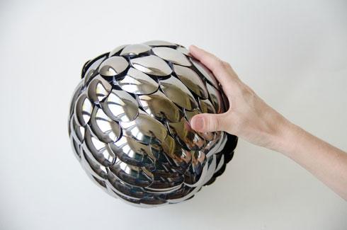 כדור דיסקו (צילום: נועה קליין)