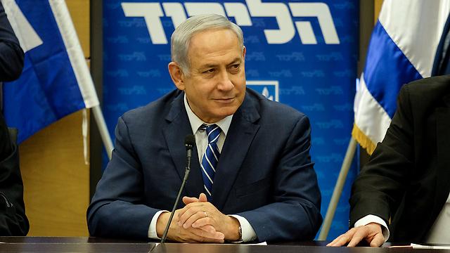 Prime Minister Netanyahu (Photo: Yoav Dudkevich)