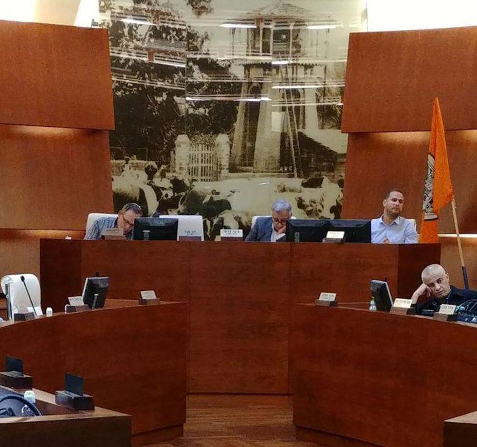 מועצת העיר בראשון לציון ניסתה להקדים תרופה למכה (צילום: עיריית ראשון לציון) (צילום: עיריית ראשון לציון)