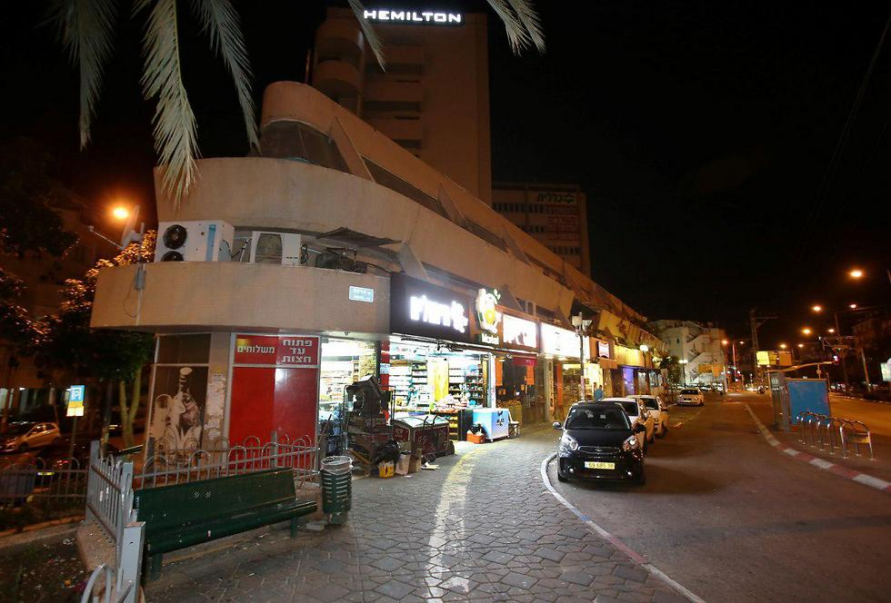 A grocery store in Rishon LeZion (Photo: Avi Mualem)