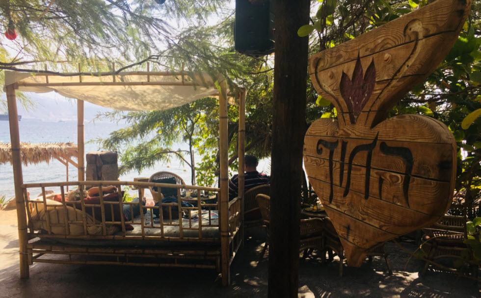 החוף של מוש (צילום: לין לוי)