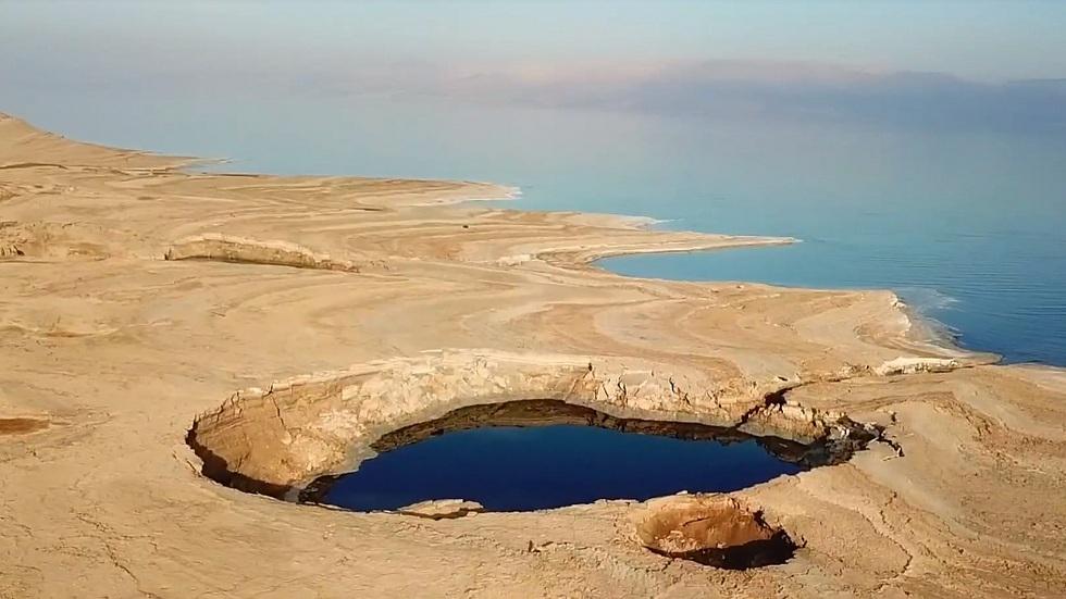 """""""ים המוות בקרוב יהפוך למת, באמת"""" ()"""