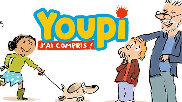 French magazine Youpi